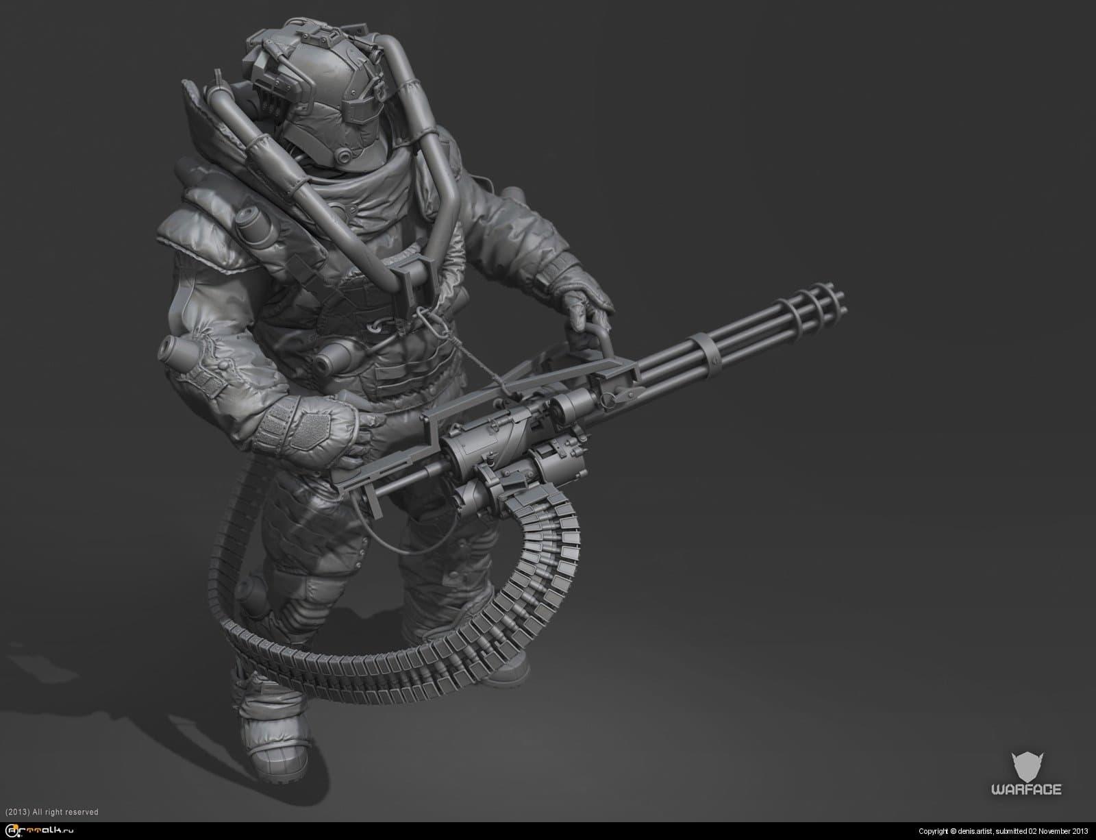 Heavy Guner
