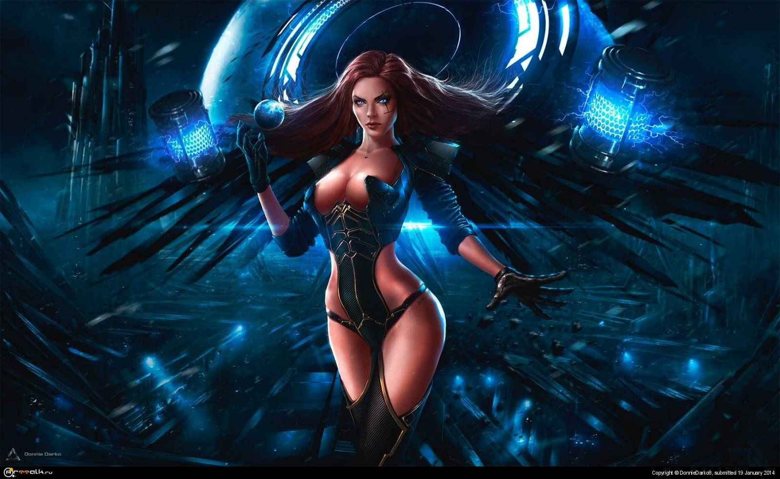 Cyber_queen