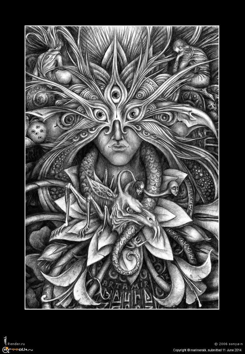 Артамир - проводник по мирам сновидений
