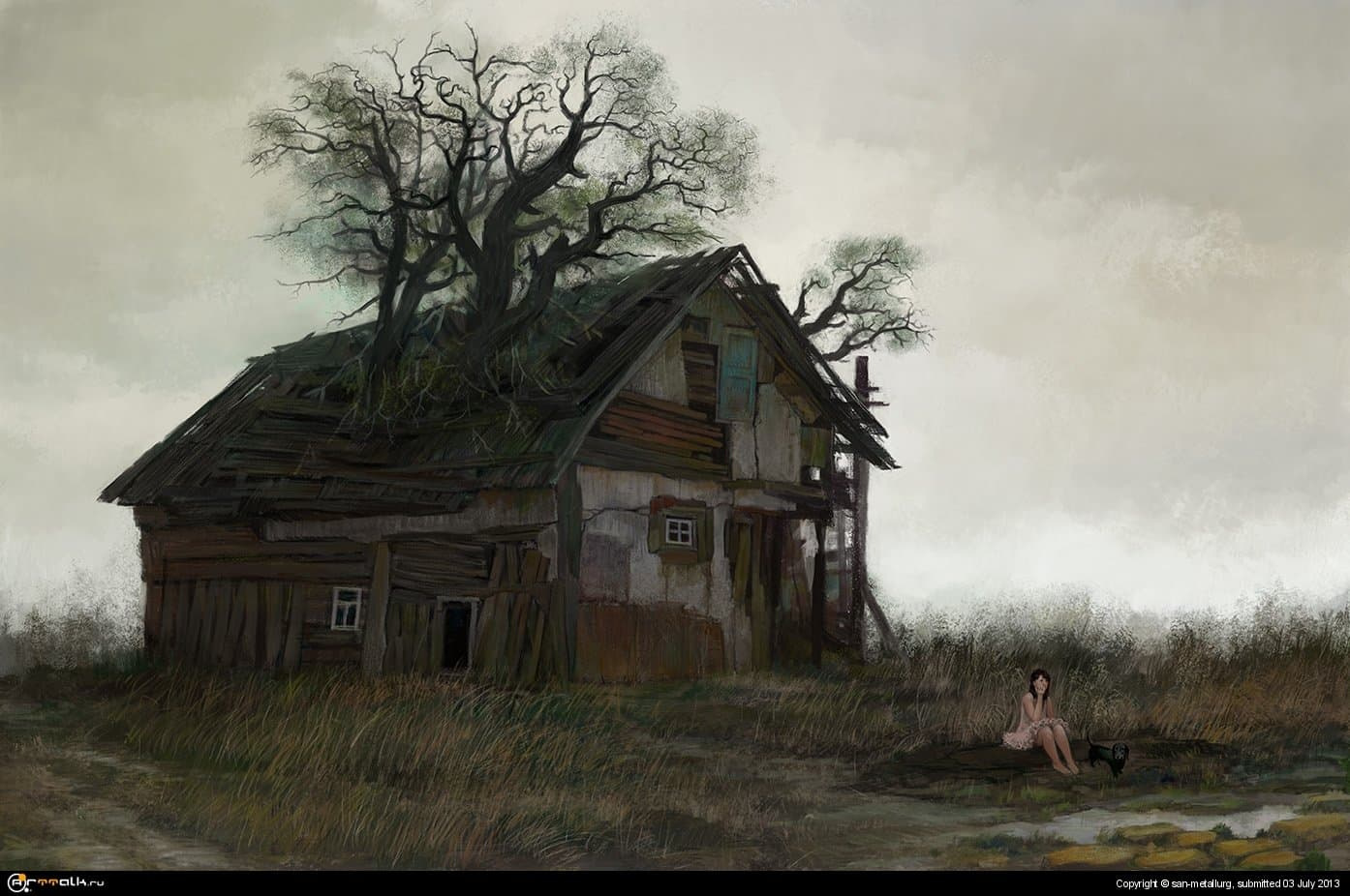 Дом из Канзаса