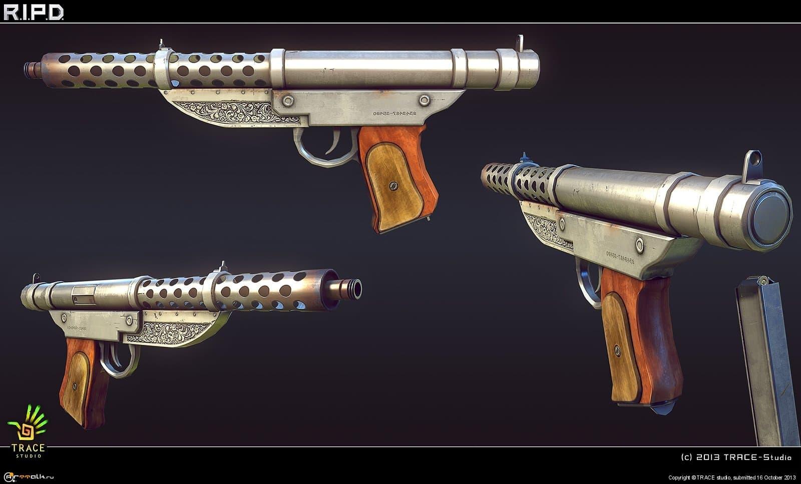 R.i.p.d. Gun5