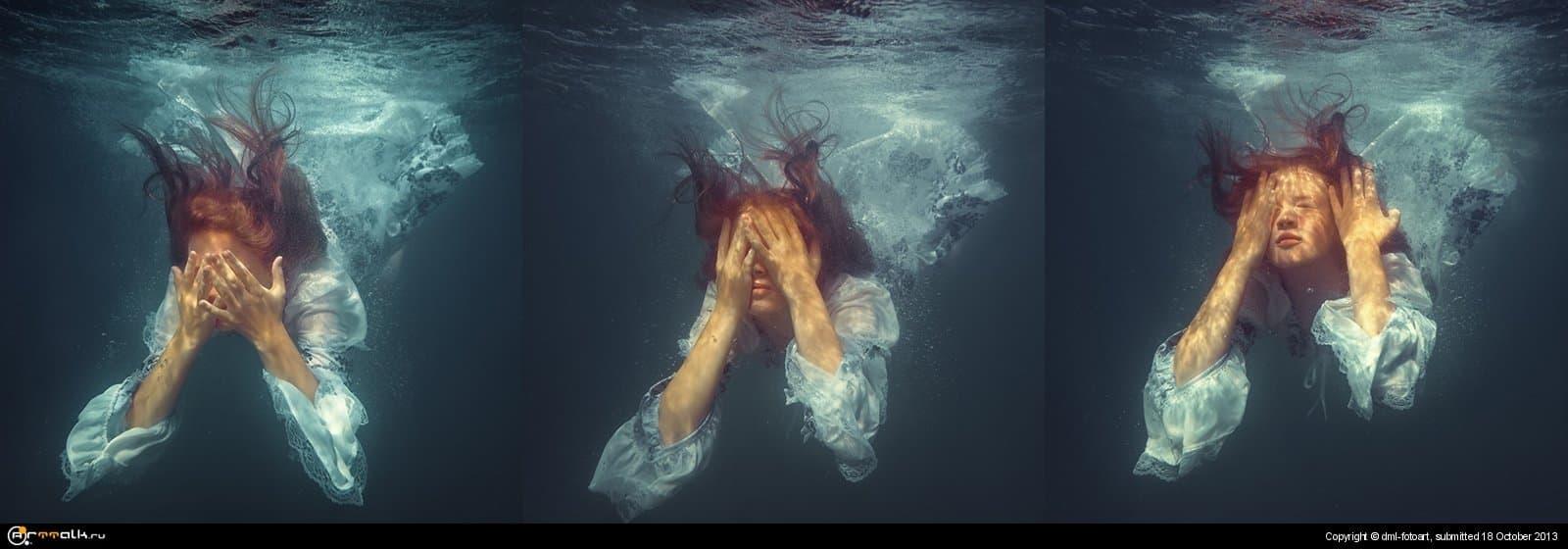 Underwater Triptych