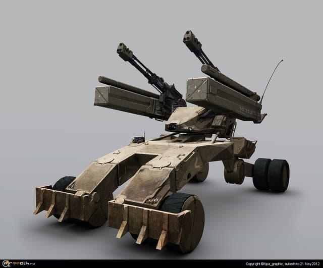 Aa Vehicle
