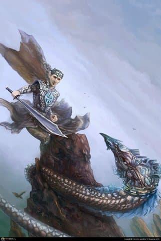 Knight In Fight