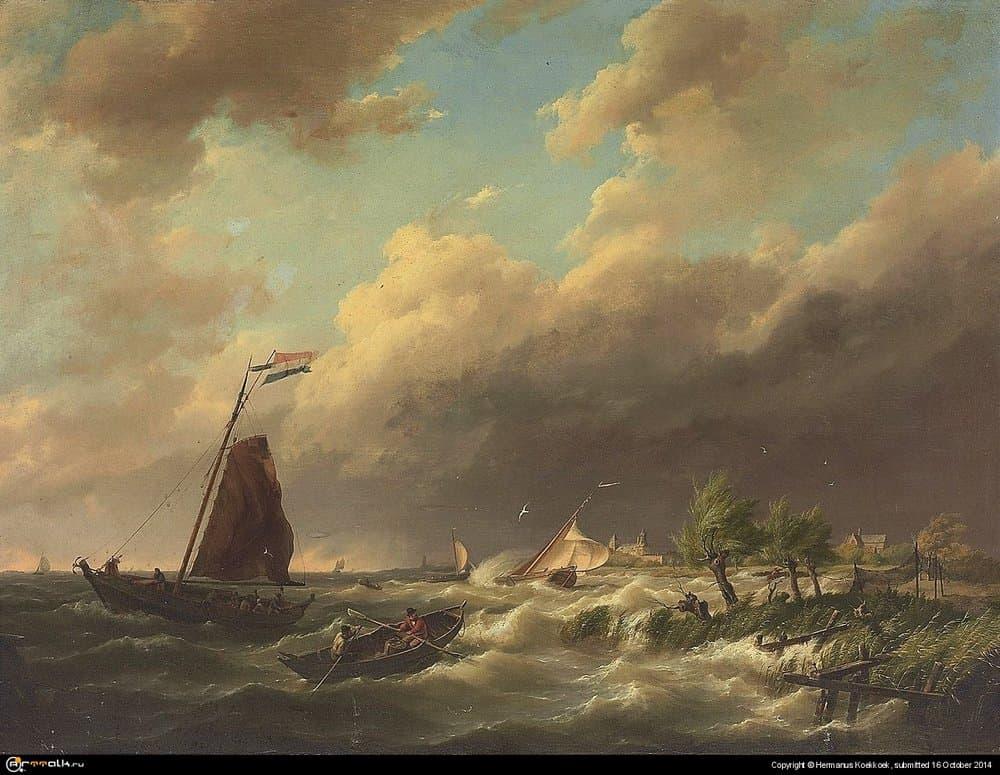 1280px-Hermanus_Koekkoek_(sr.)_-_Stormy_coastal_scene_with_town_beyond.thumb.jpg.ae6fa2ef96dd5932296606e8104f1d4d.jpg
