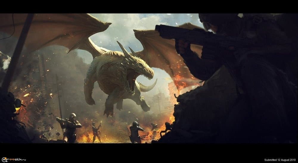 Dragon_vs_soldiers_by_AndreeWallin.thumb.jpg.c6c878e930ed43afeede3174079b665a.jpg