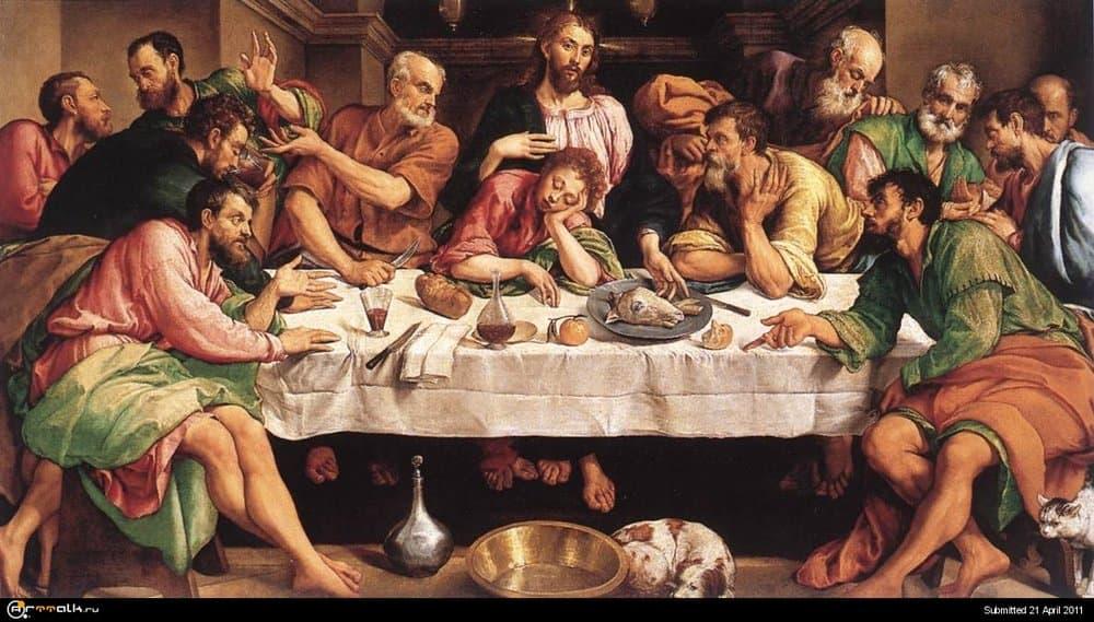 Jacopo_Bassano_Last_Supper_1542.thumb.jpeg.2a8f0e927158ed4d73334ed1a1beba5c.jpeg