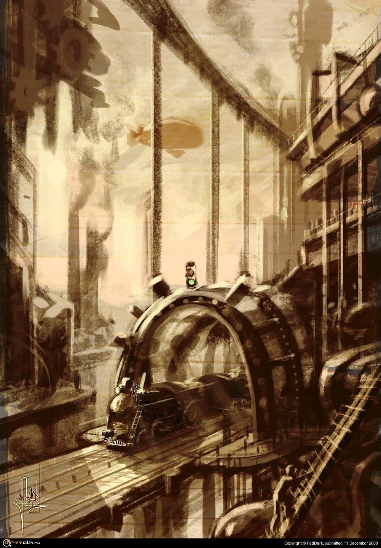 Steamcity