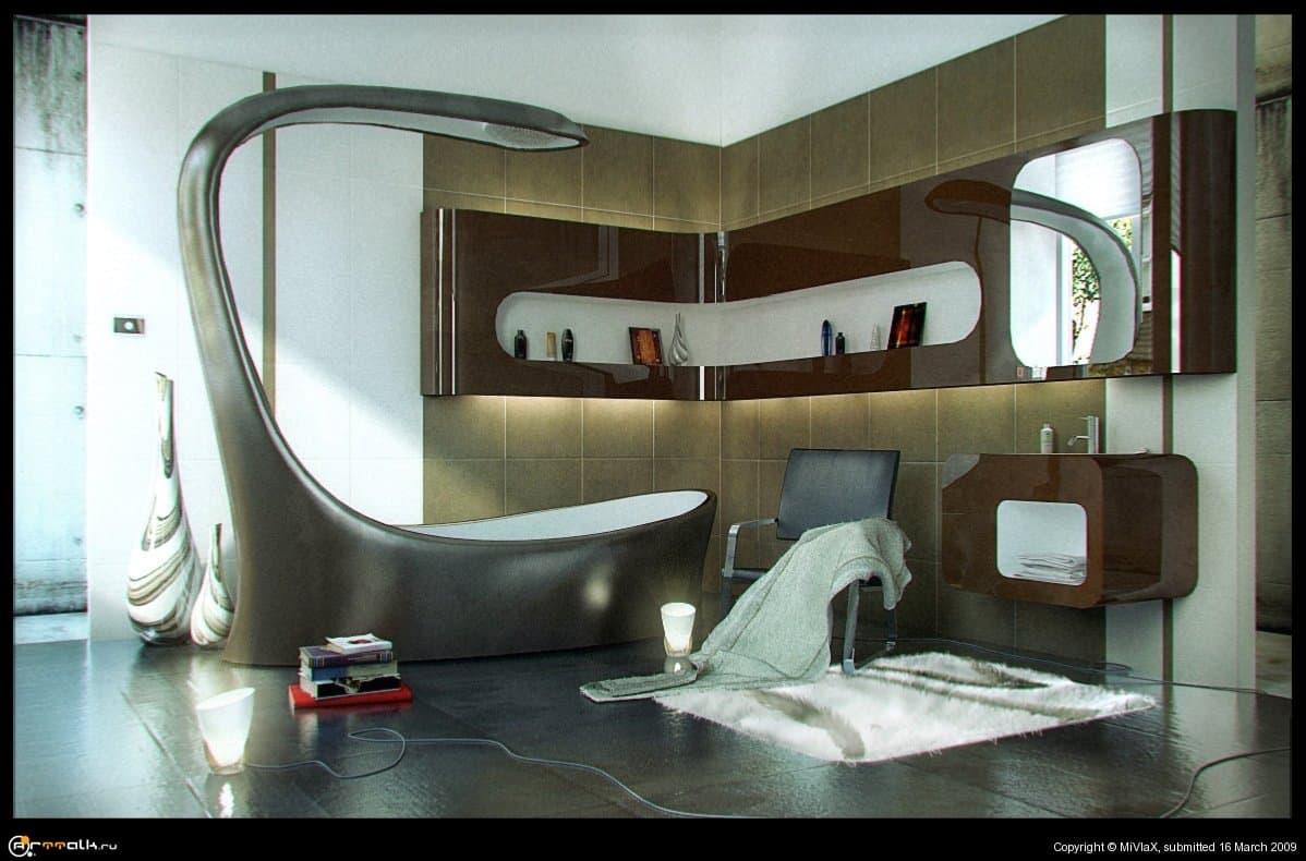 На правах ванной комнаты