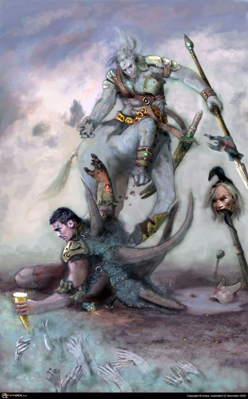 Охотники за волшебным элем