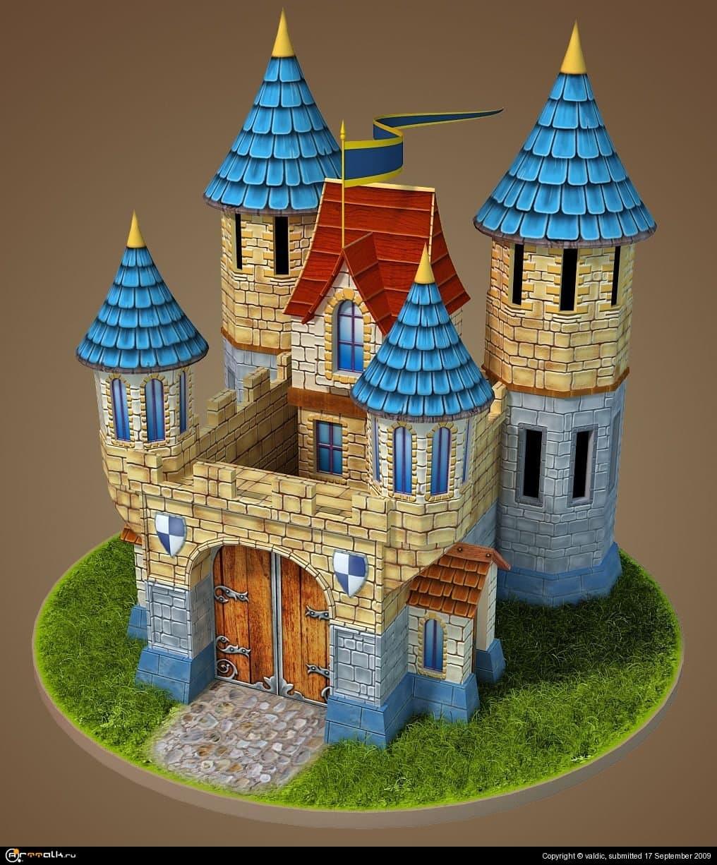 Замок_тест