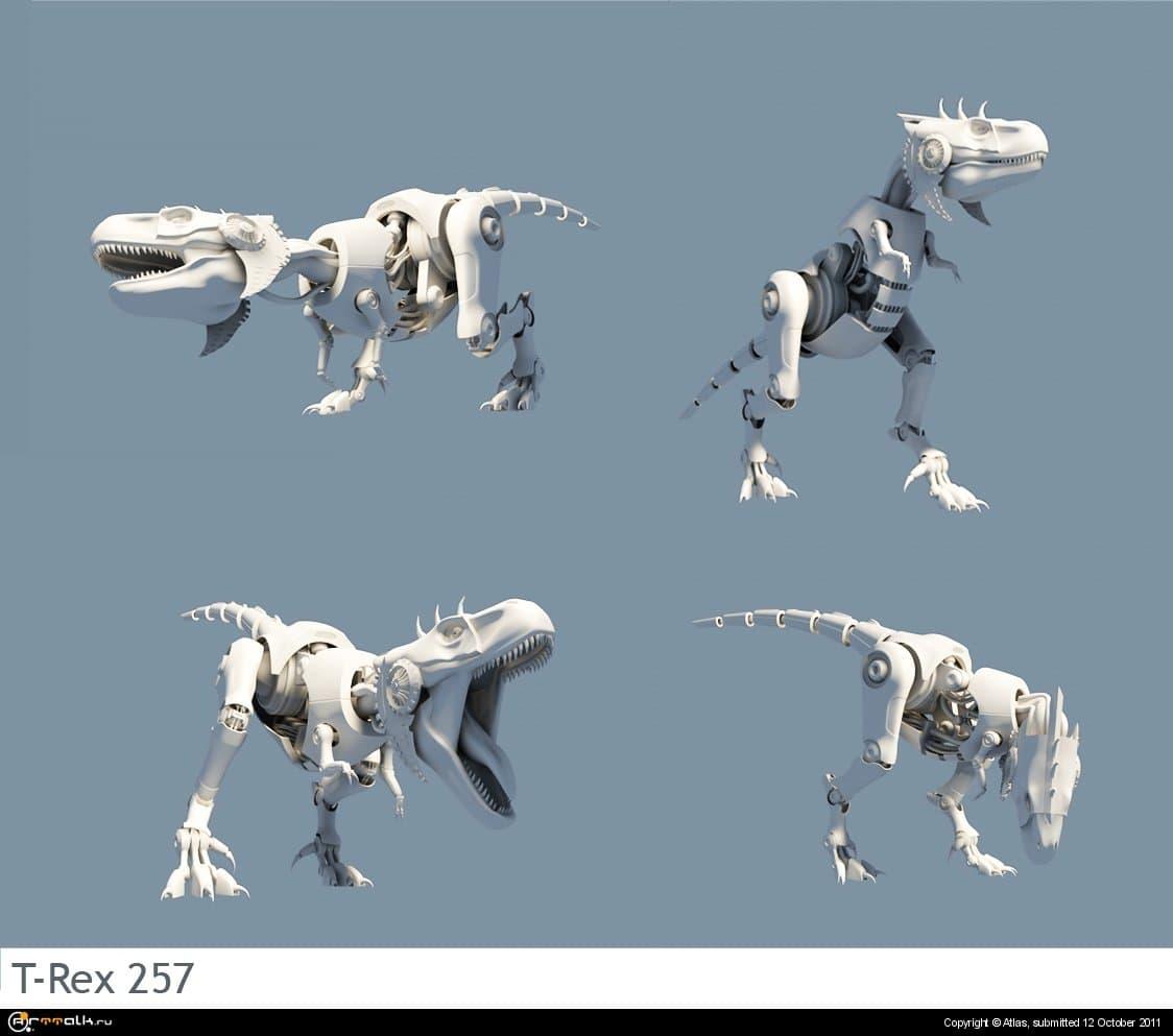 T-rex 122