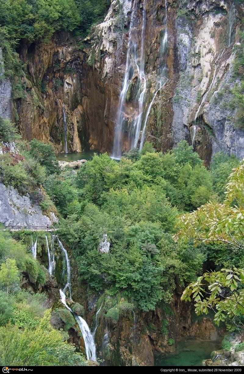 Чудо-водопады
