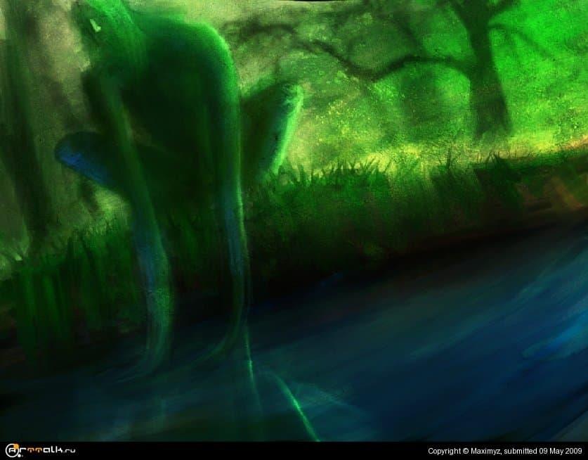 Опасная Зелень