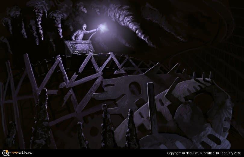 Cave Trolley Iii