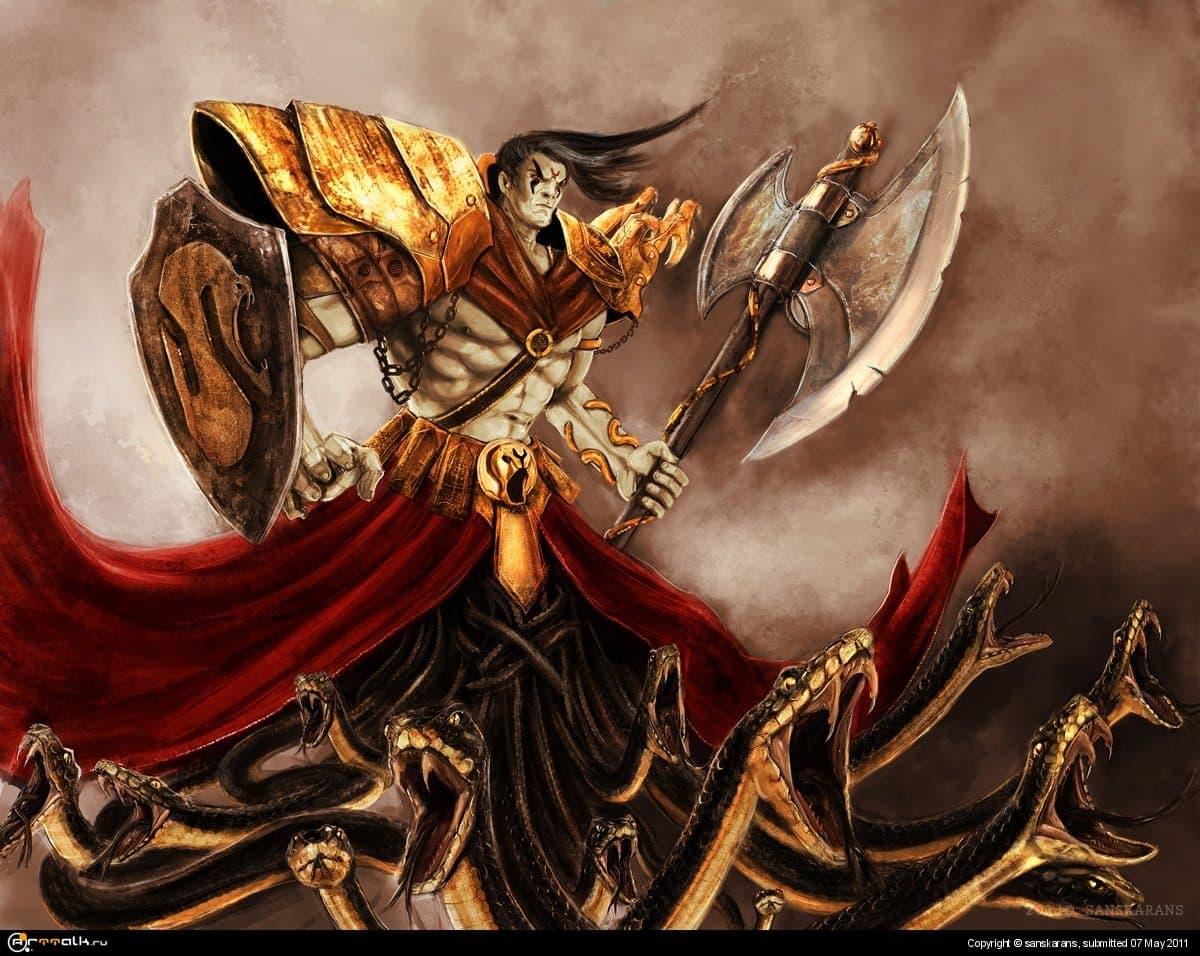 Serpent King