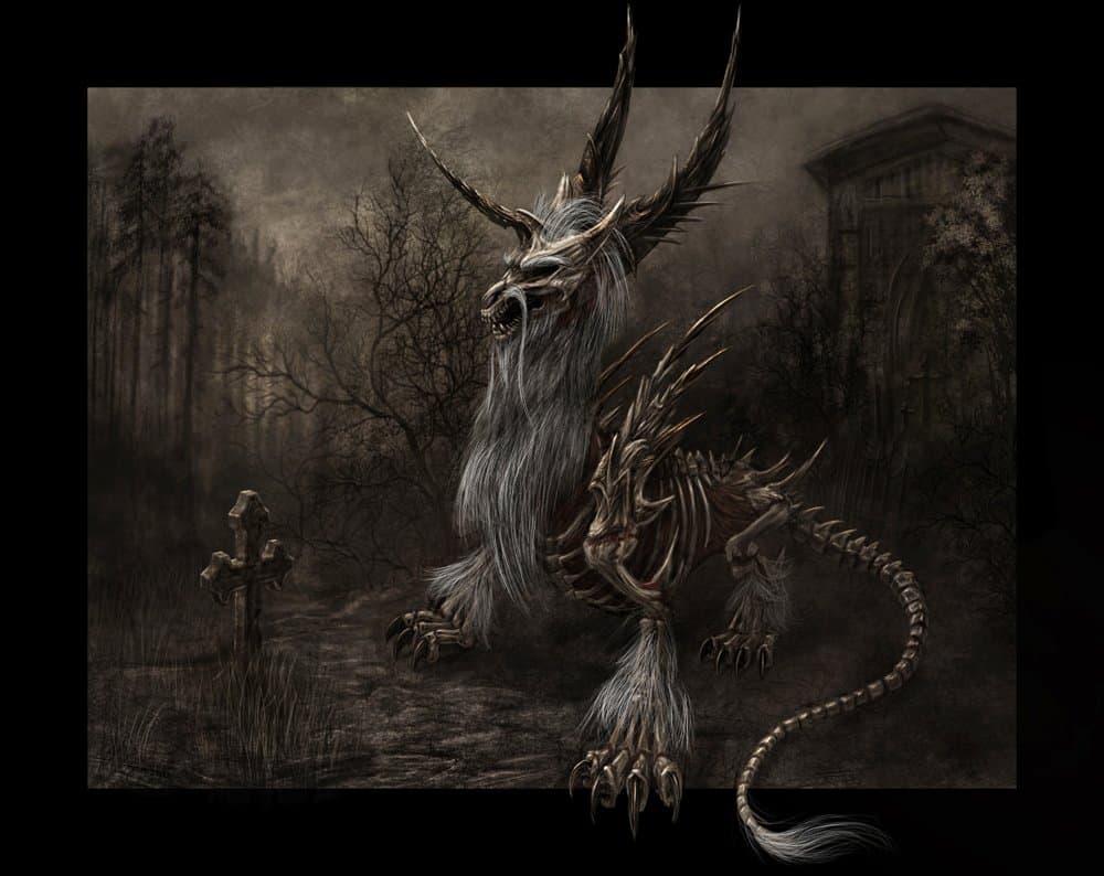 Dragodemon