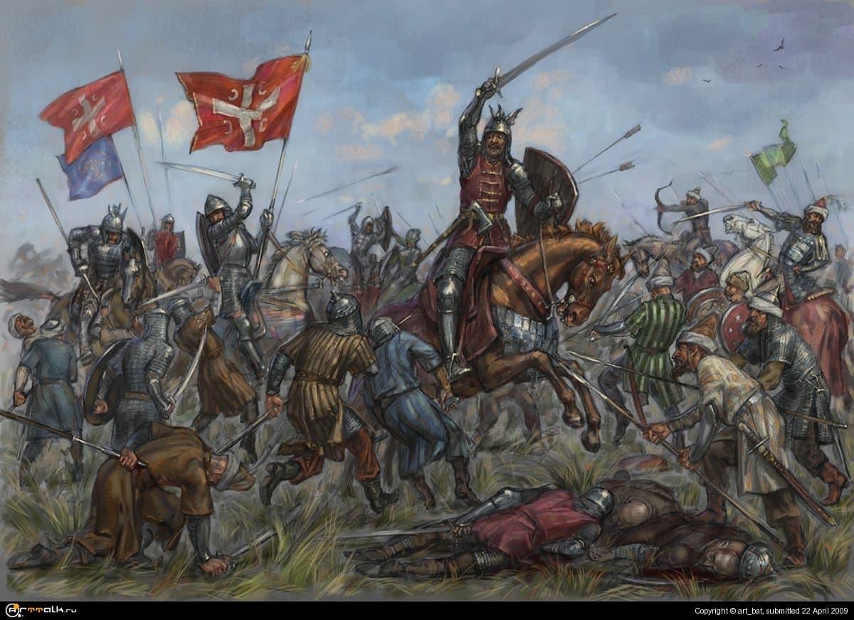 Косовская битва