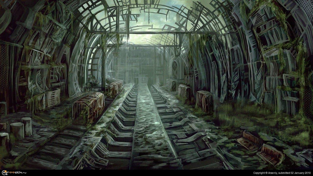 Туннель 2012