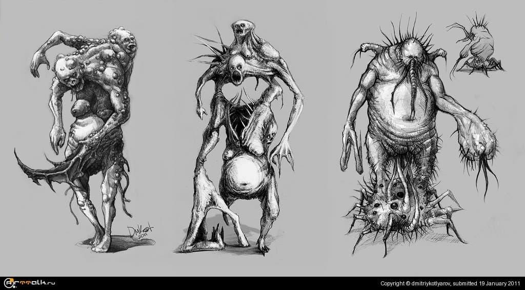 Creatures Concept