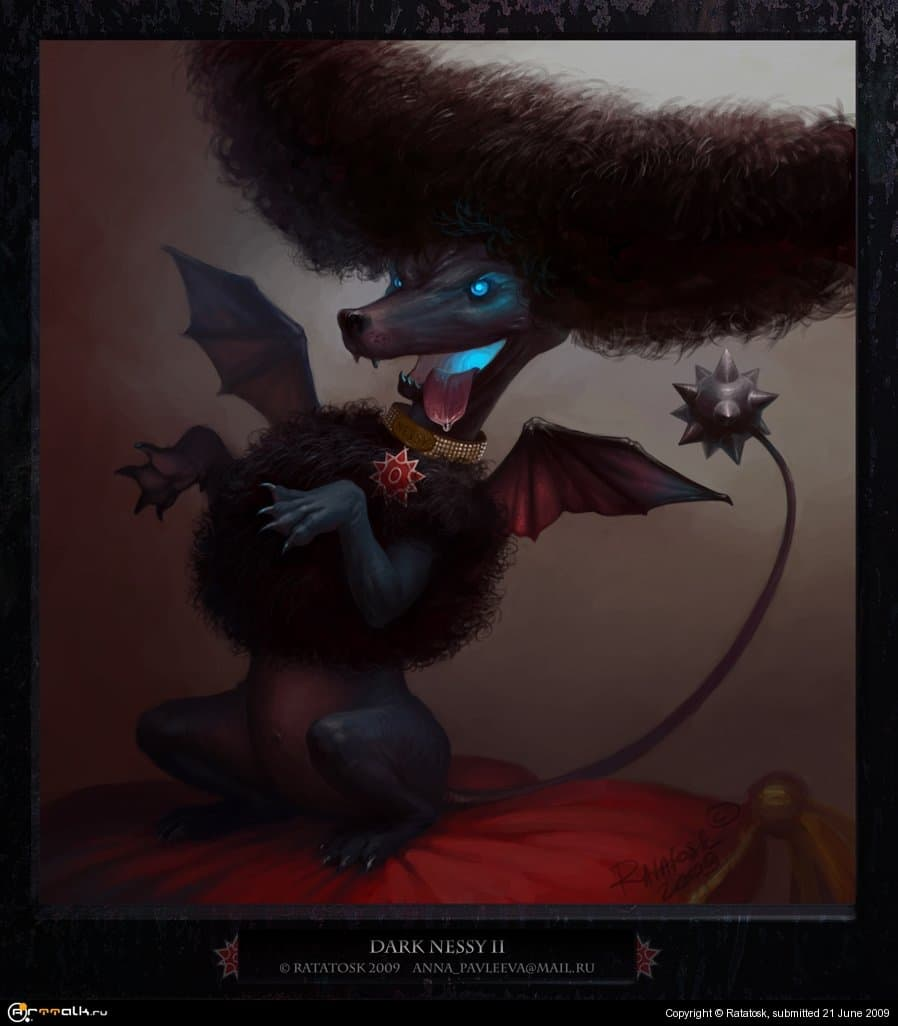 Dark Nessy Ii