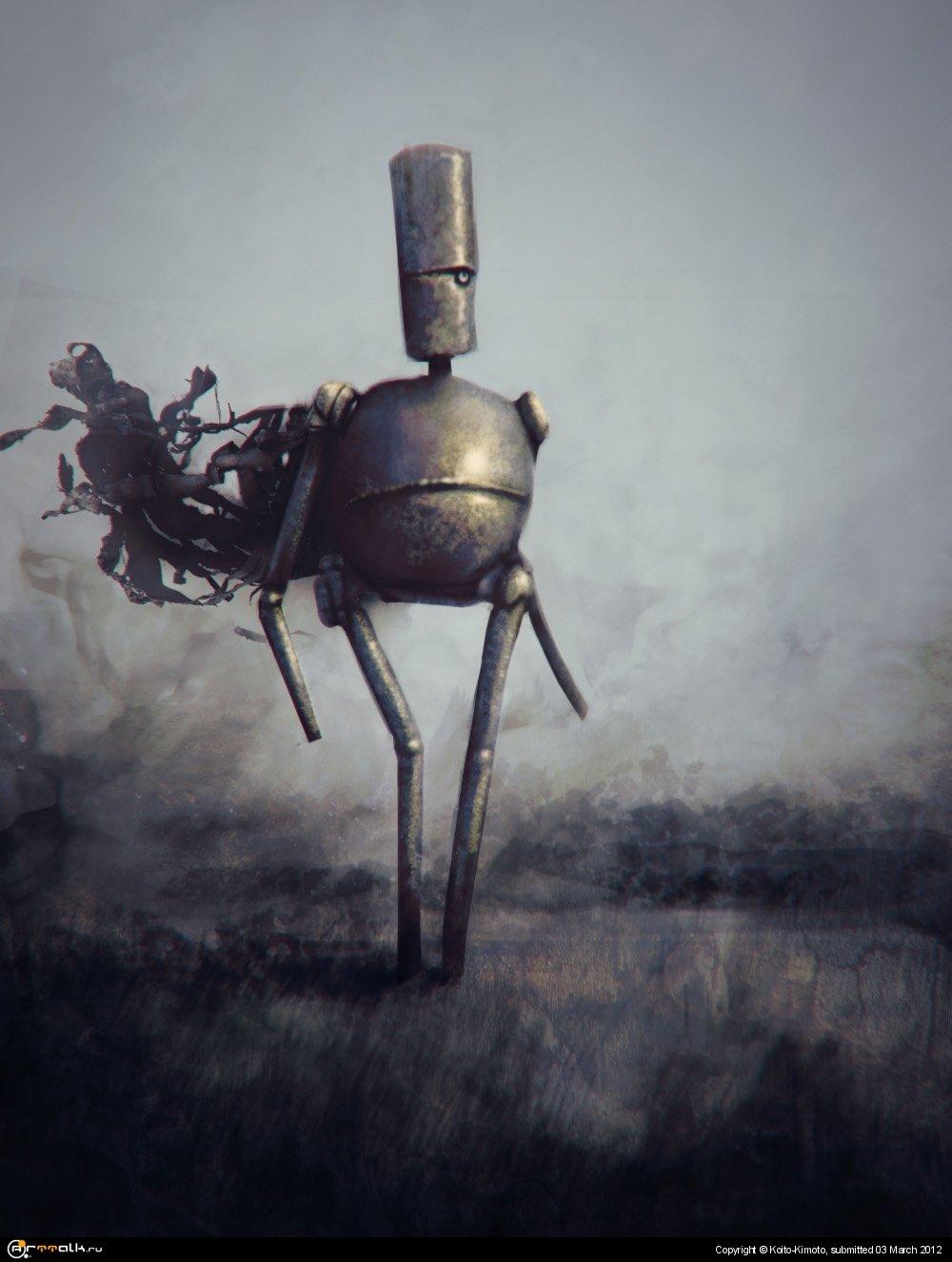 Робот A113