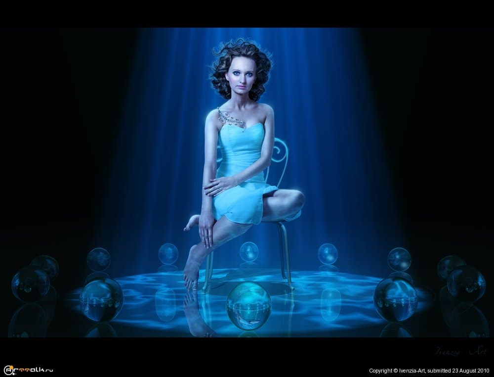 Blue Room Secrets...