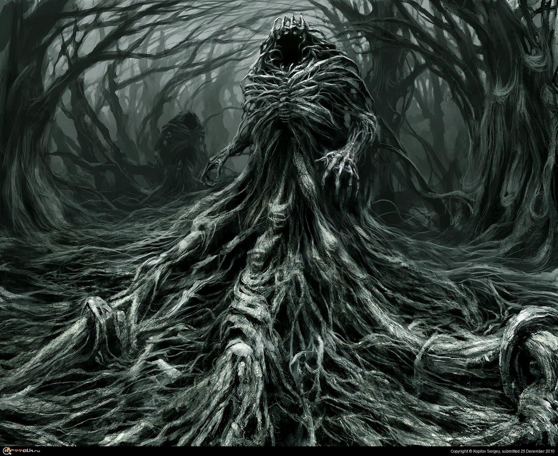 Древесная нежить