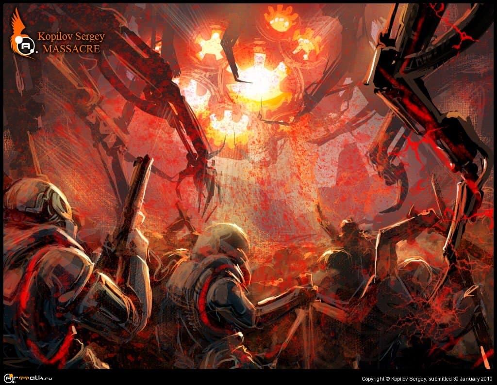 Войны вулкана 2