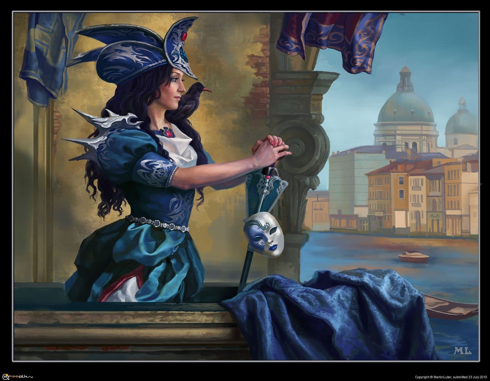 Венецианка