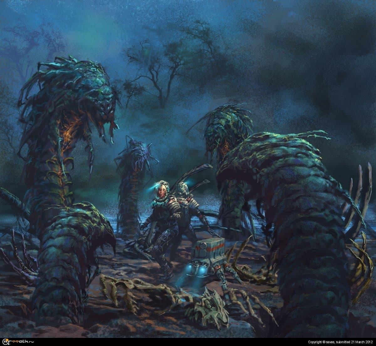 буданчаньские драконы
