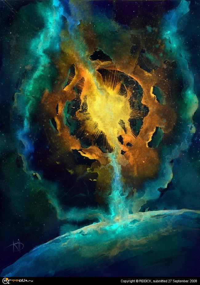 Космическая молния