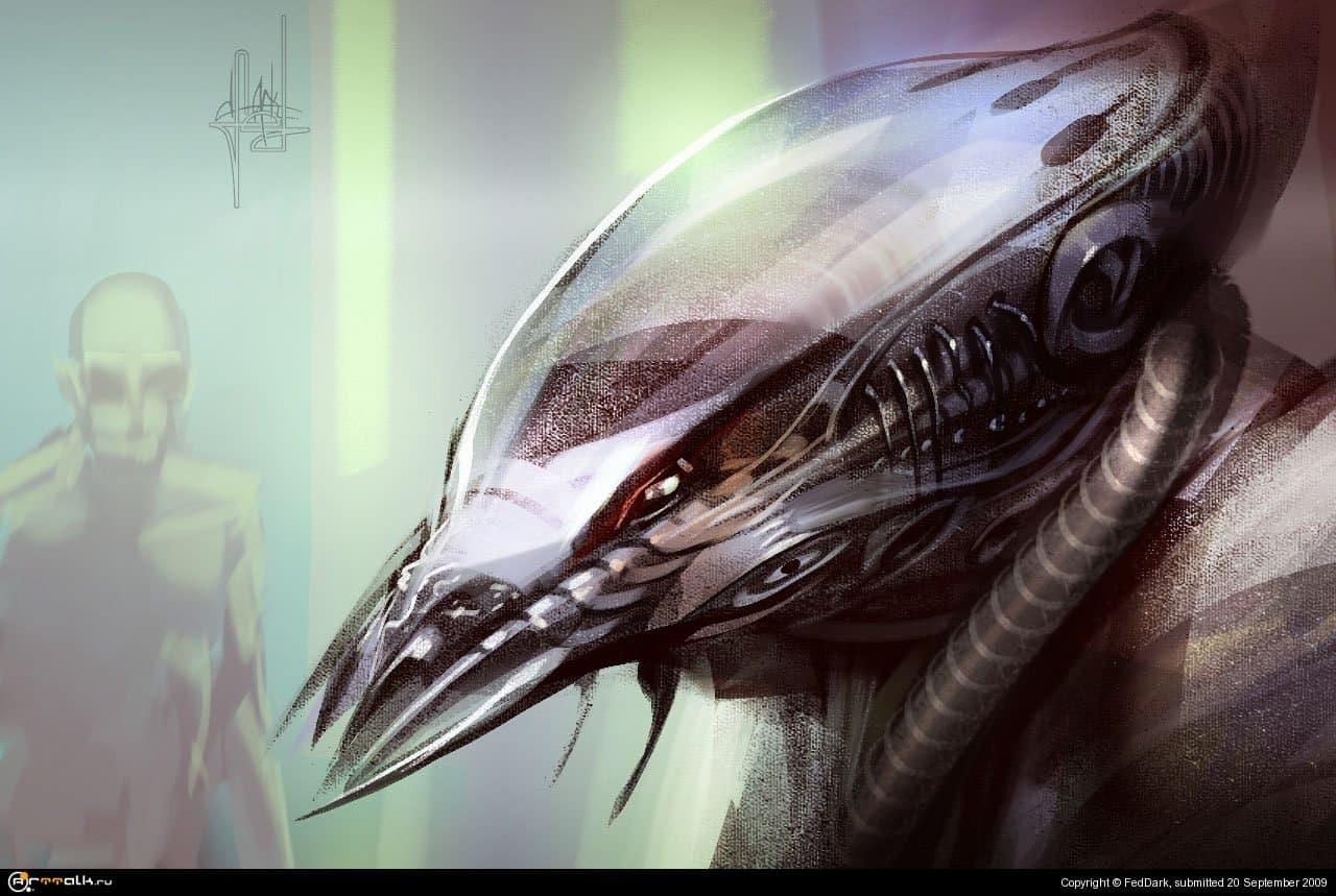 инопланетяшка