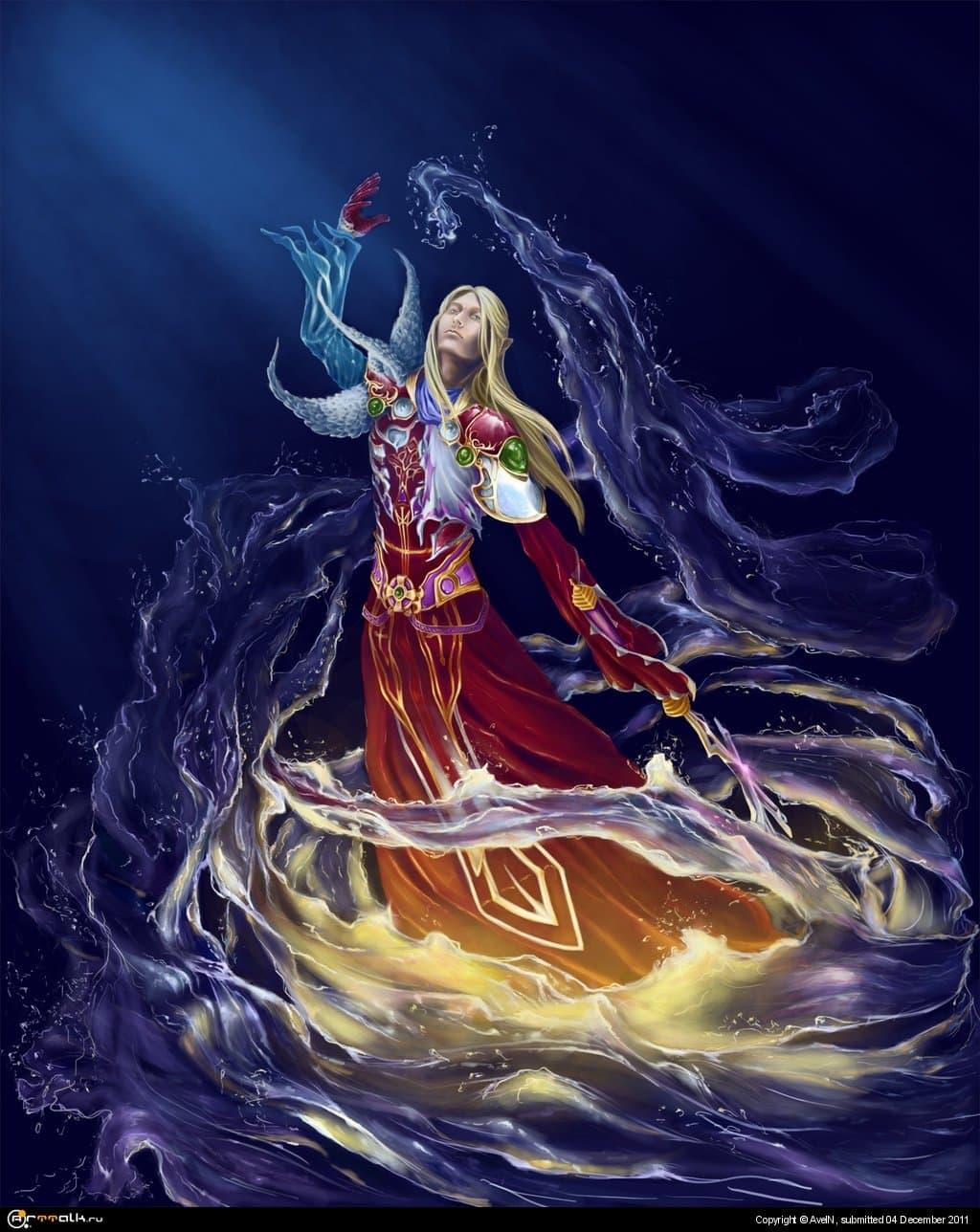 Elf Priest