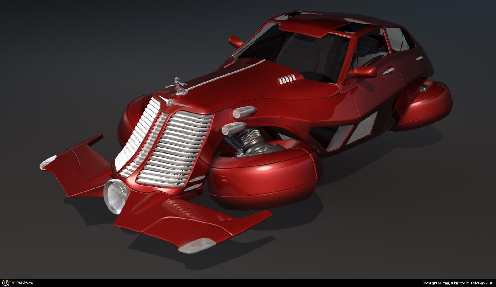 Fly Car