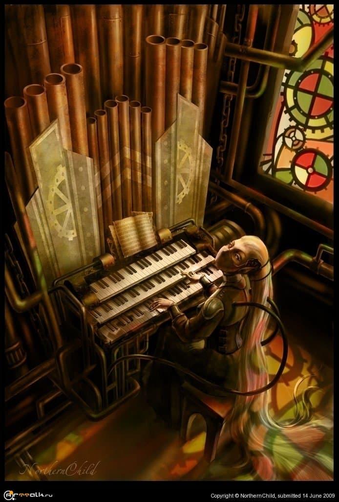 Symphony Of Eternal Waiting