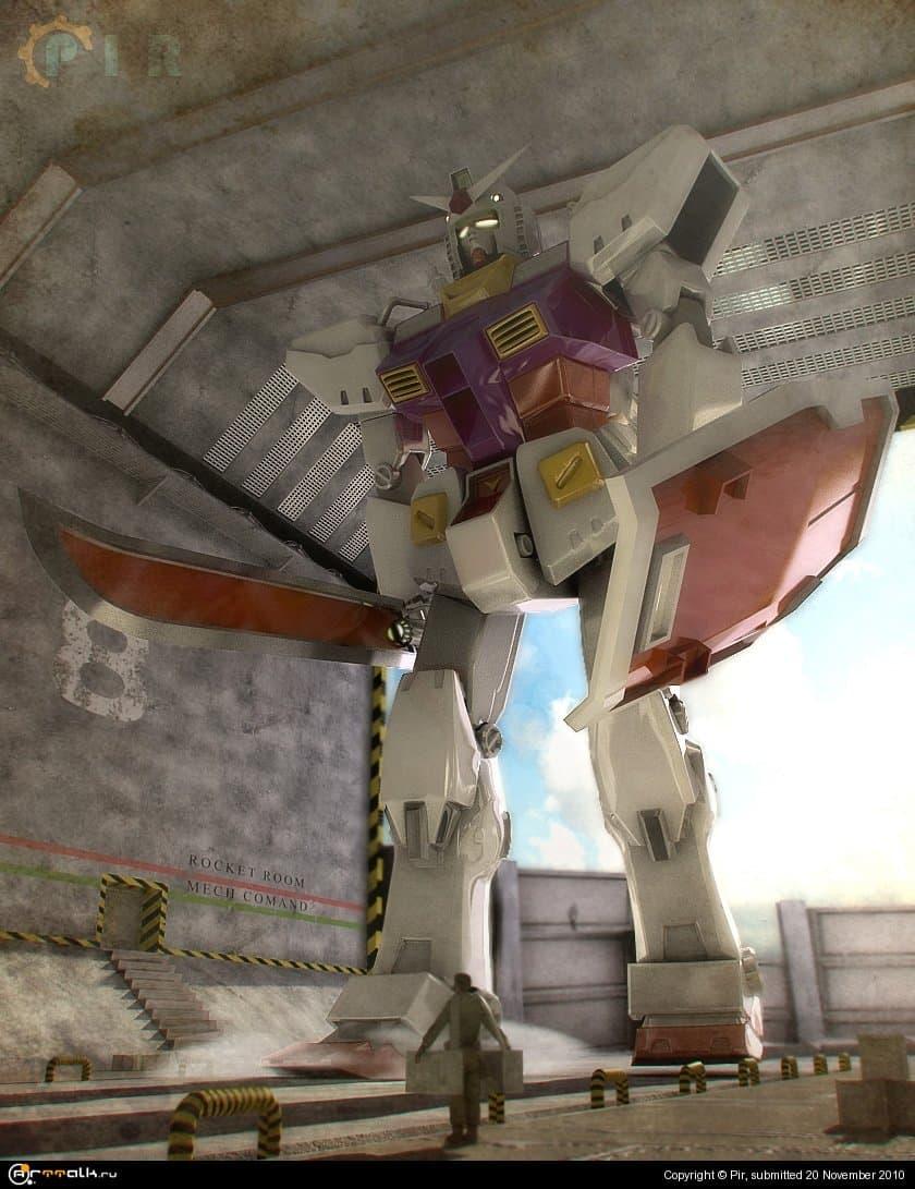Gundam - Rx 78