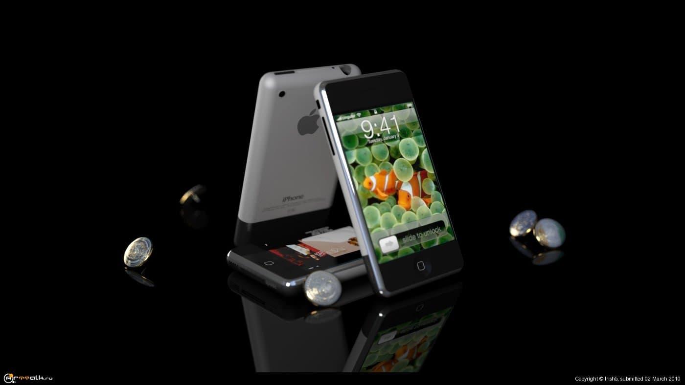 Apple Iphones 2g