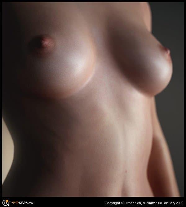 грудь 1