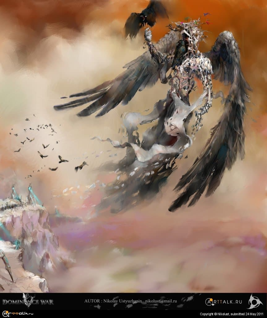 God Of Crow