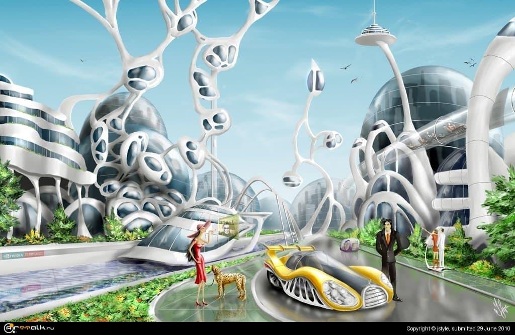 Бионическое будущее