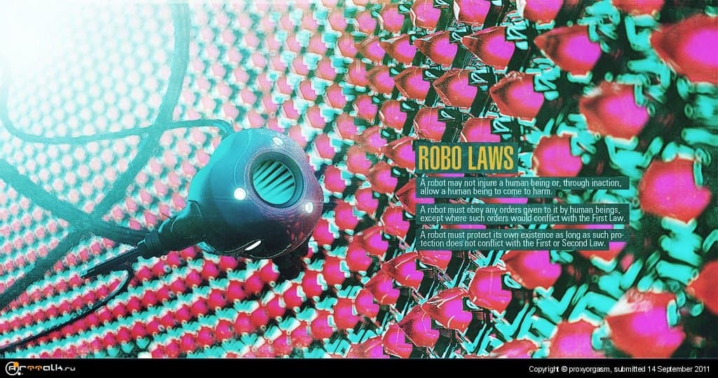 Robo Laws