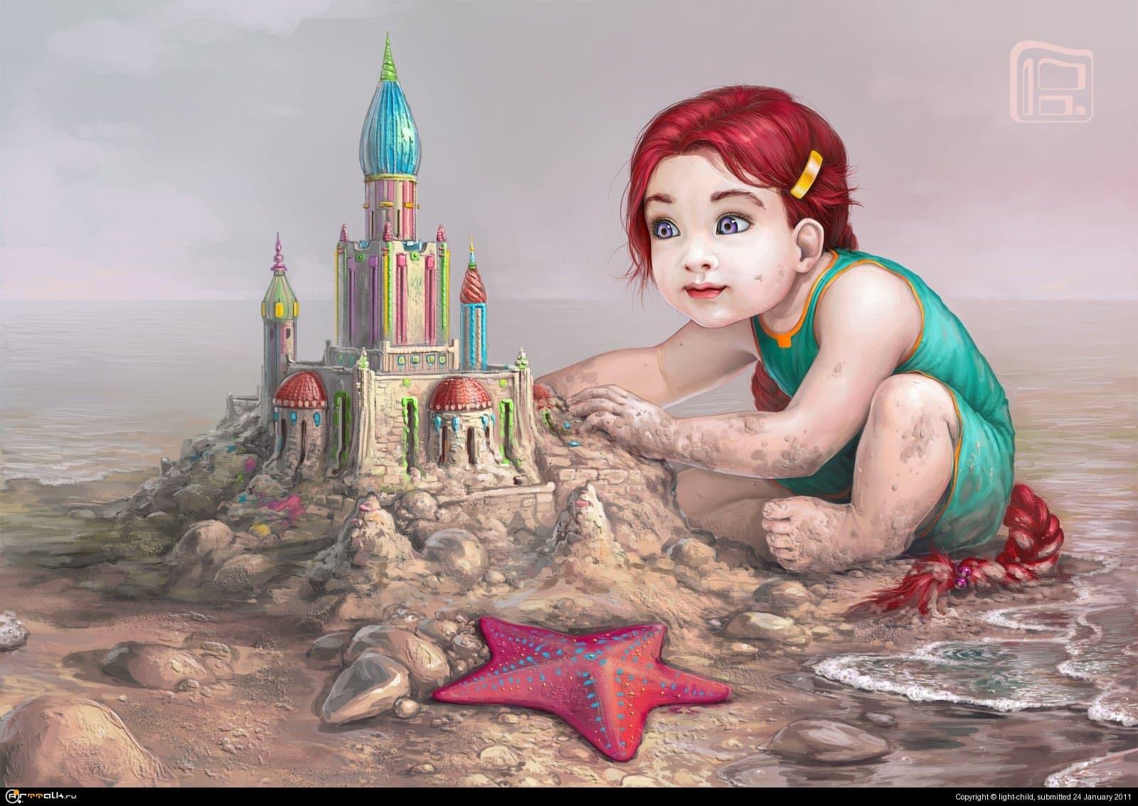 Маленькая богиня