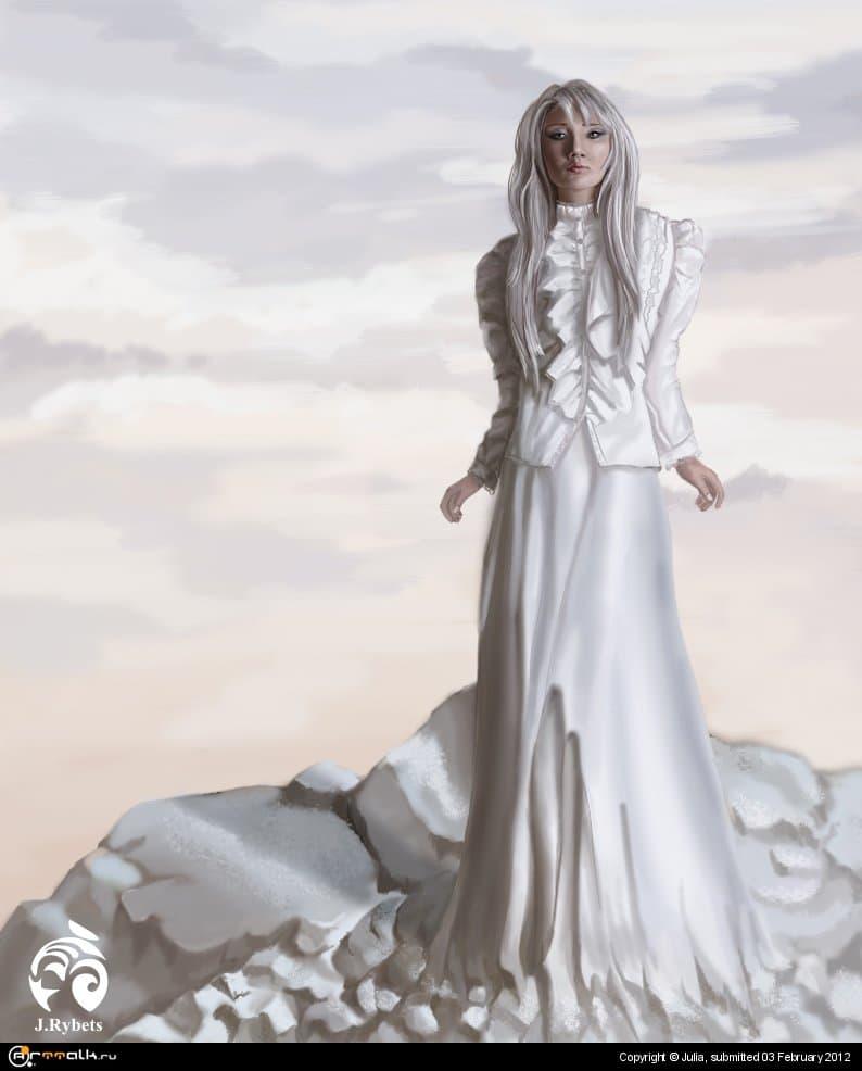 Королева гор