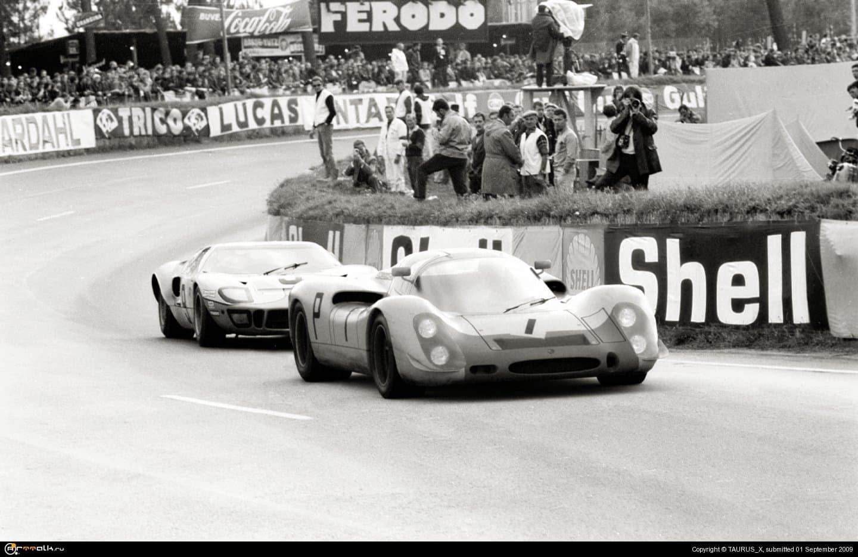 Le Mans 1968 (fake)