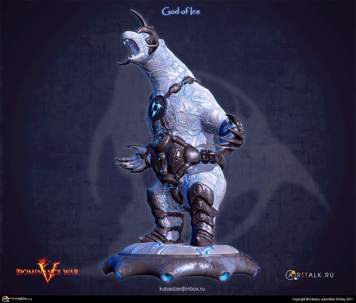 God Of Ice
