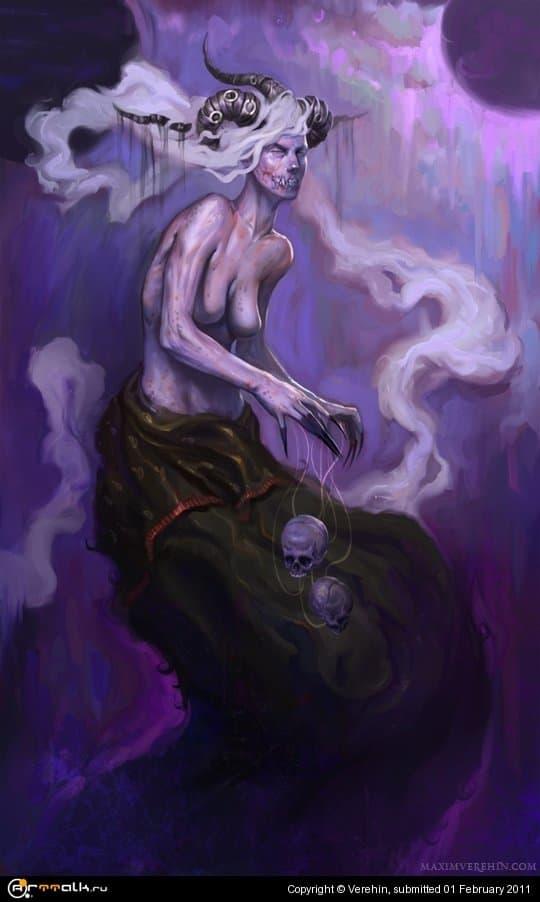 Принцесса демонов