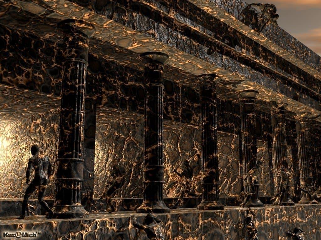 Приёмная заброшенного храма