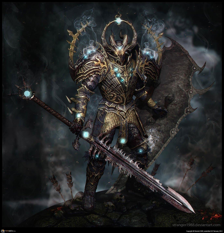 Tzench Knight.
