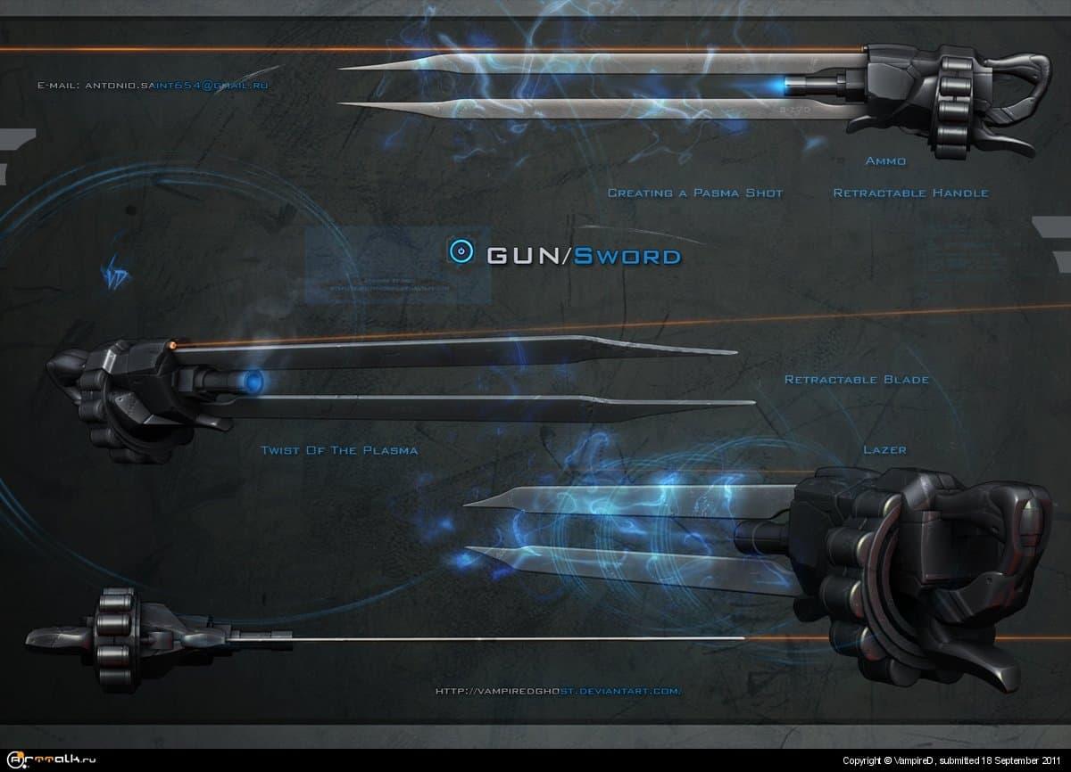 Gun / Sword